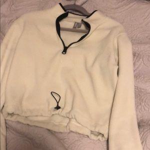 A cozy warm sweater
